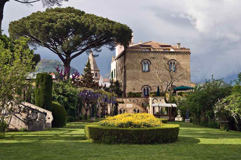 Villa Cimborne a Ravello