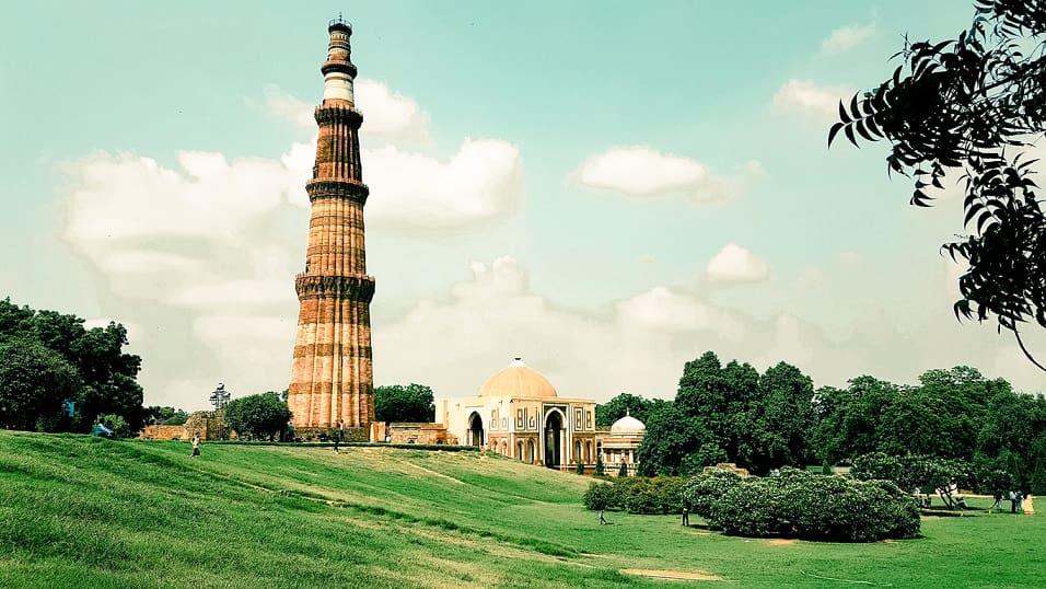 Sito archeologico New Delhi