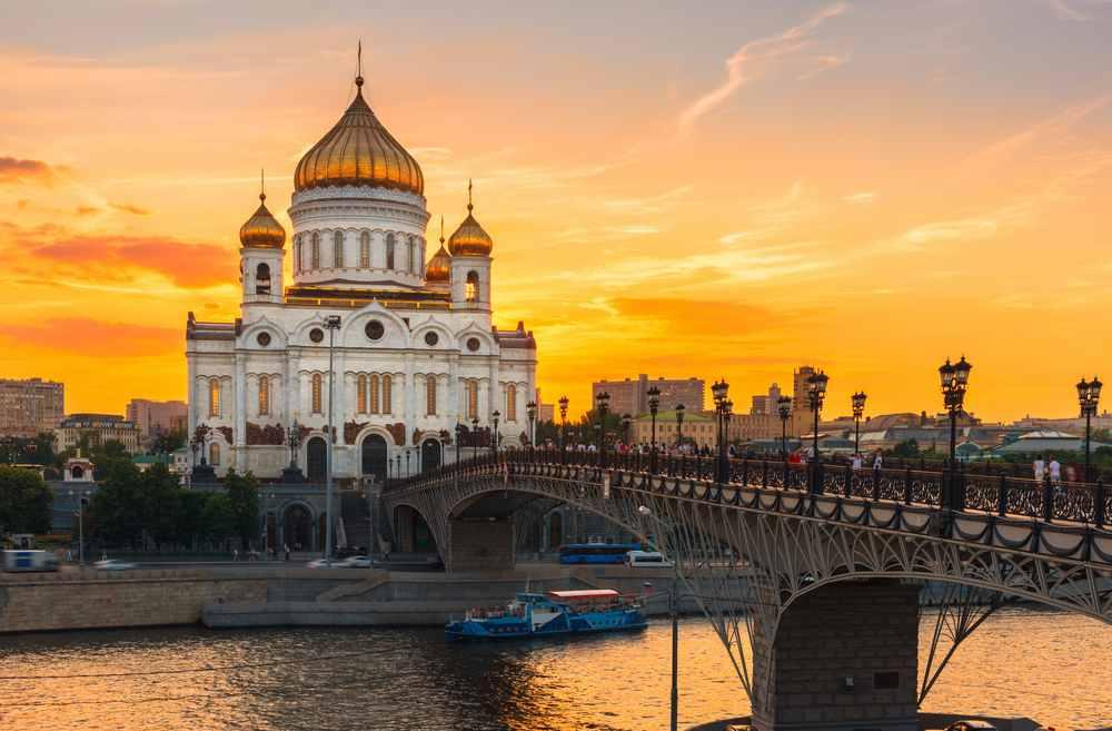 cattedrale cristo salvatore mosca