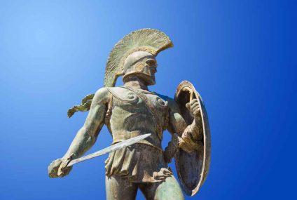 Sparta, guida alla città degli eroi