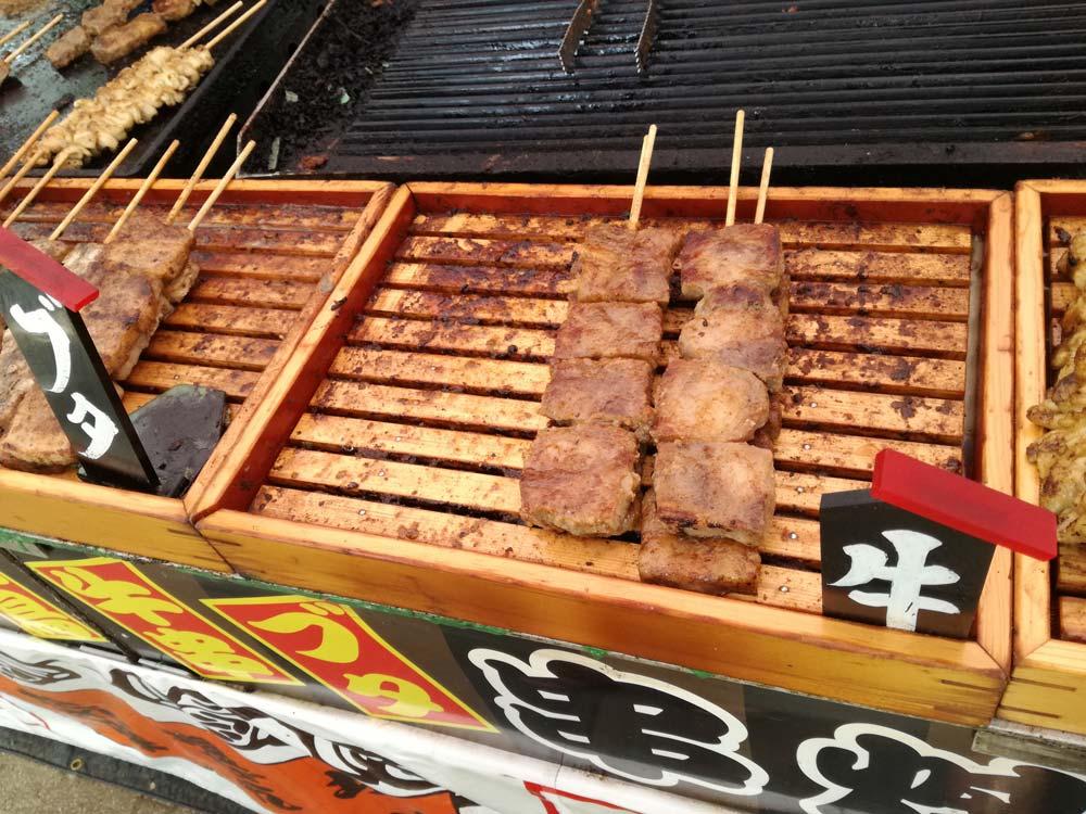 street food Nara