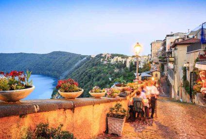 Castel Gandolfo, gita nei possedimenti papali