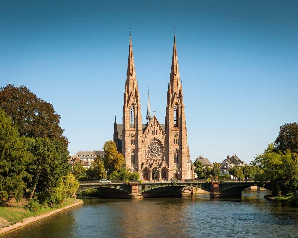 cattedrale notre dame strasburgo