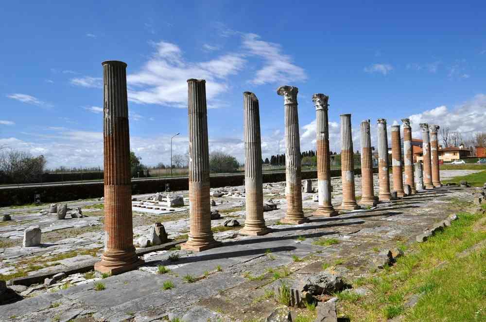 resti romanani aquileia