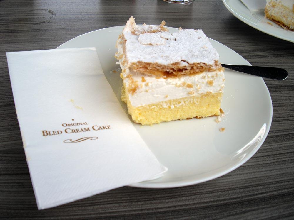 torta di bled