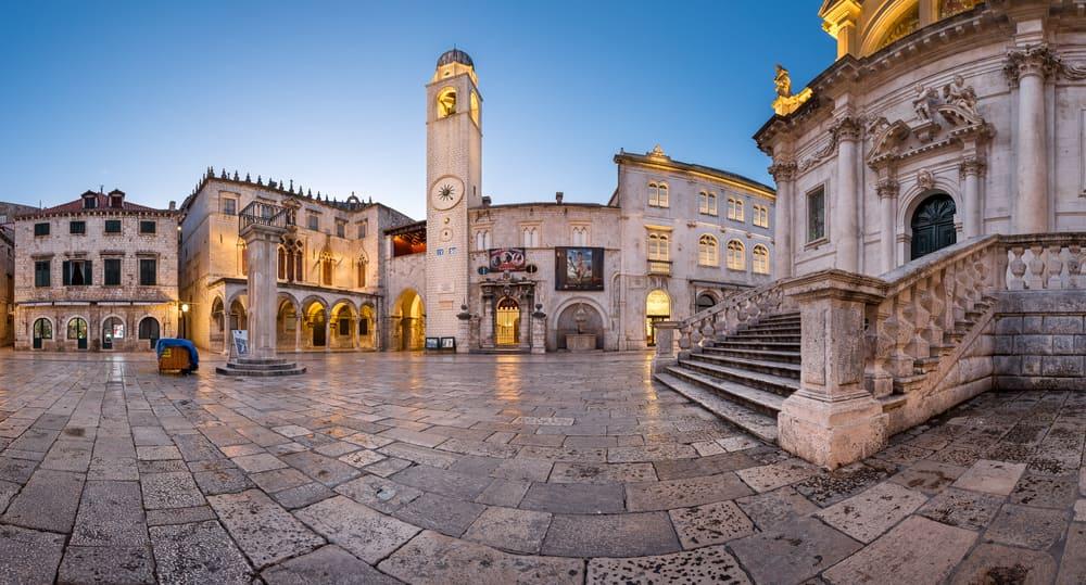 Dubrovnik centro città