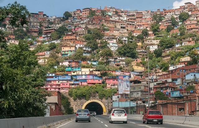 Caracas panorama