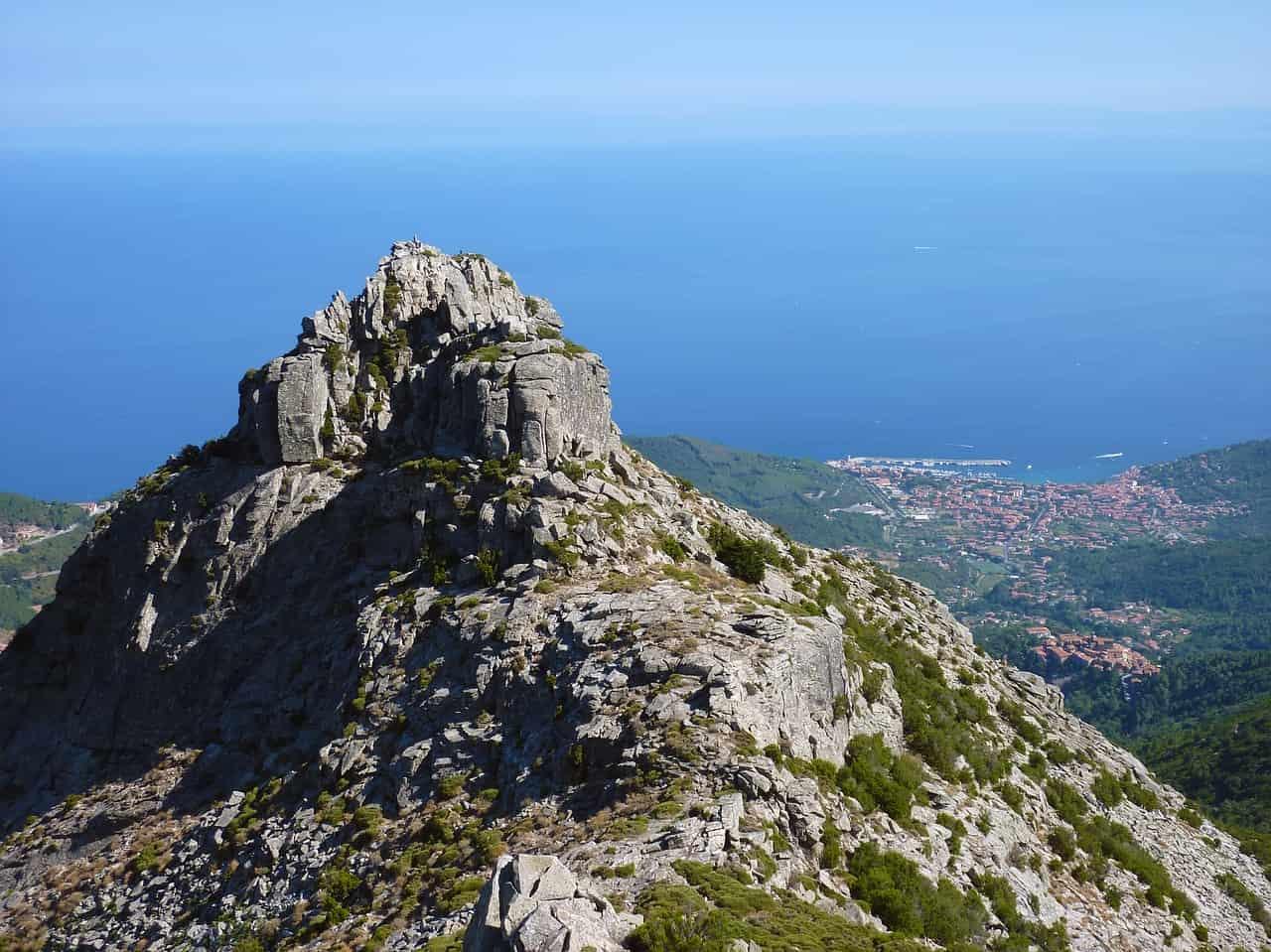 Monte Capanne Isola d'Elba