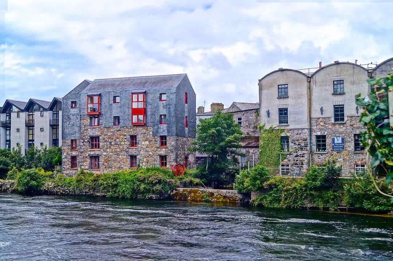 Galway Irlanda paesaggio