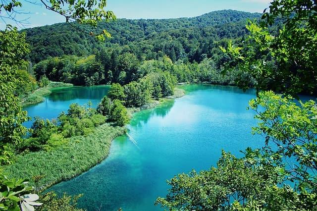 Lago di Plitvice