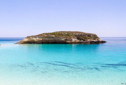 Lampedusa, l'isola del confine
