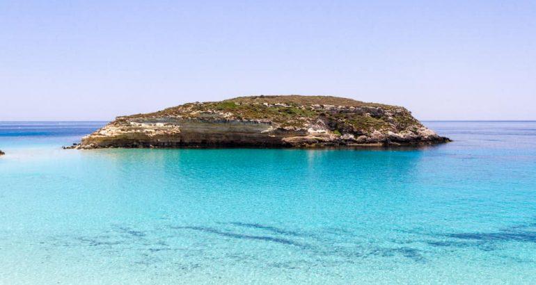 Lampedusa mare