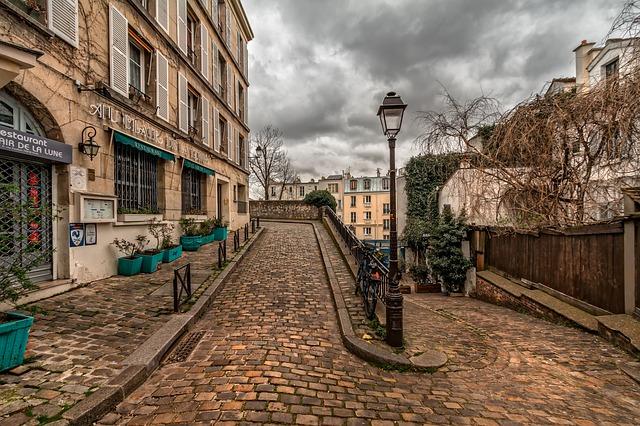 Montmatre Parigi