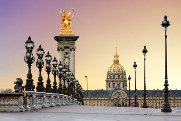 Parigi, un viaggio nella città d'arte più romantica del mondo