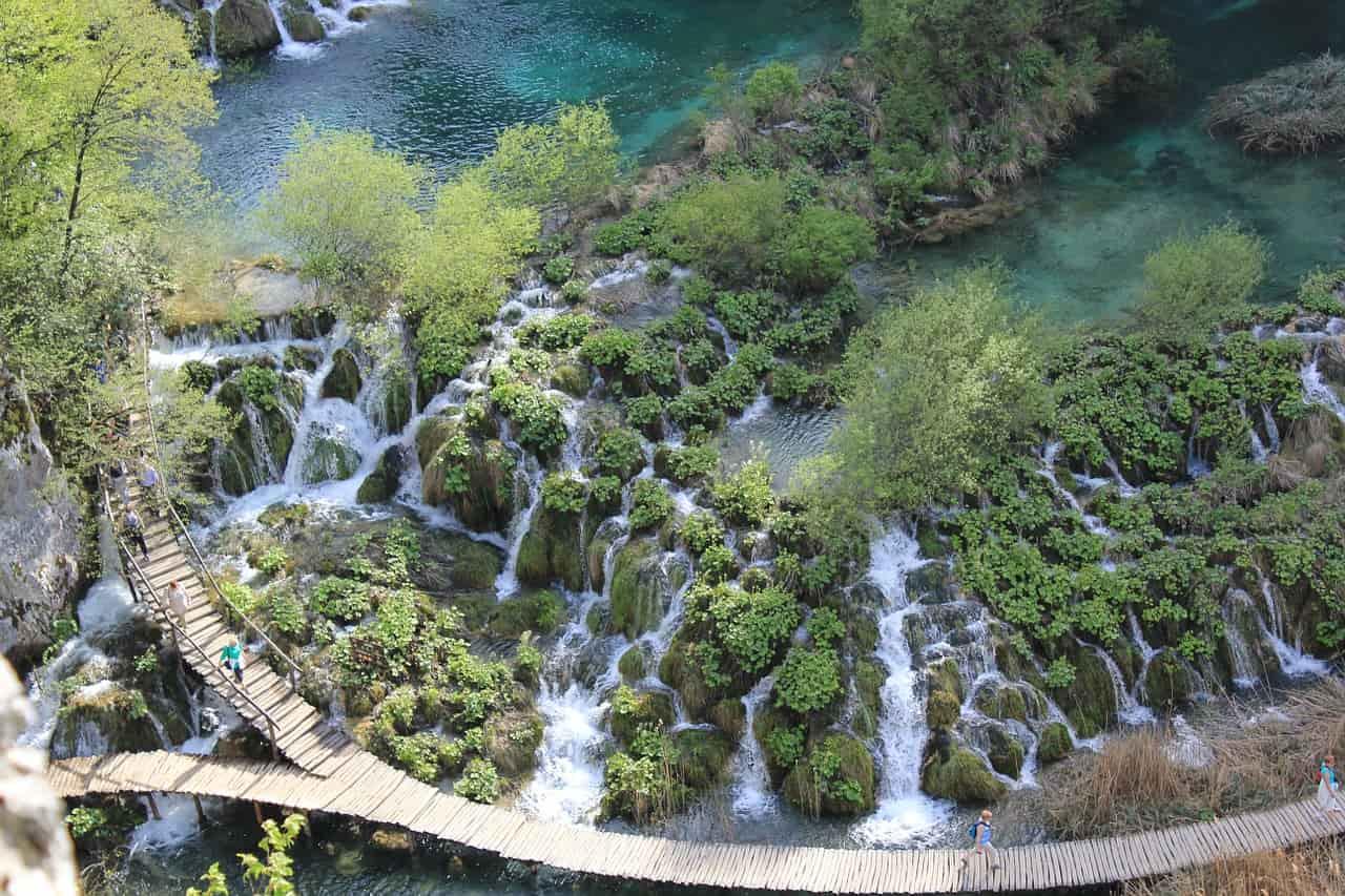 Lago di Plitvice Croazia