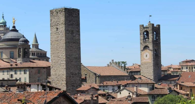 Bergamo alta foto