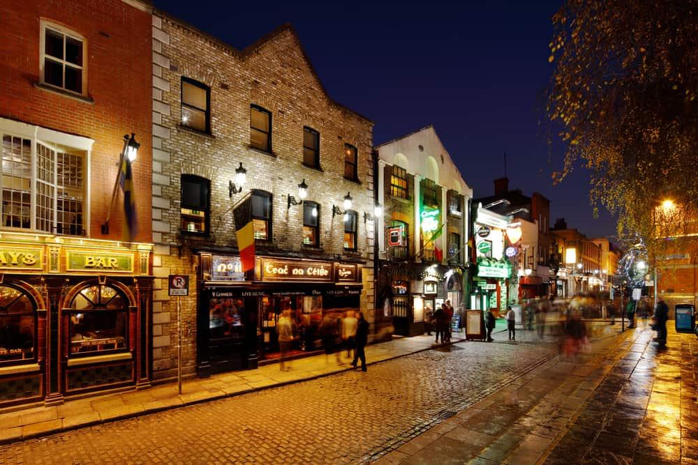 Dublino centro
