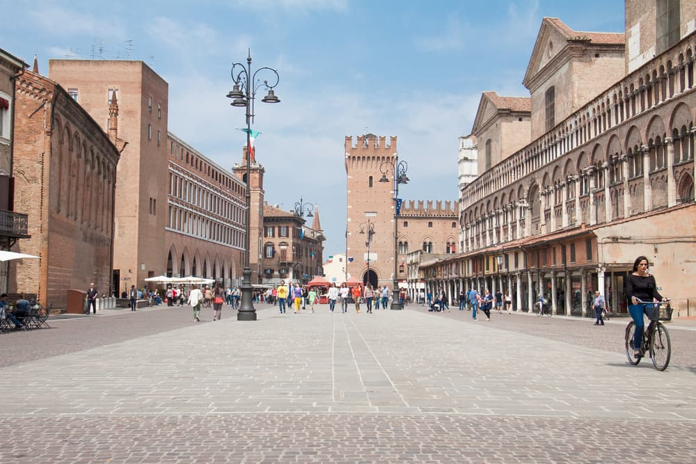 Ferrara centro