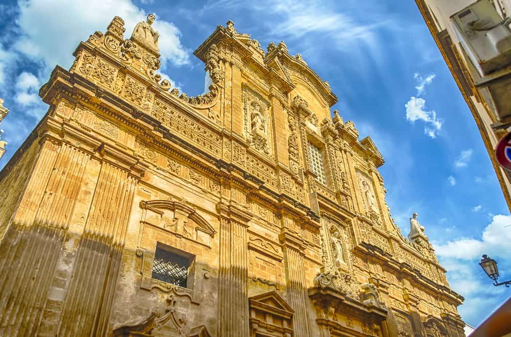 Gallipoli cattedrale