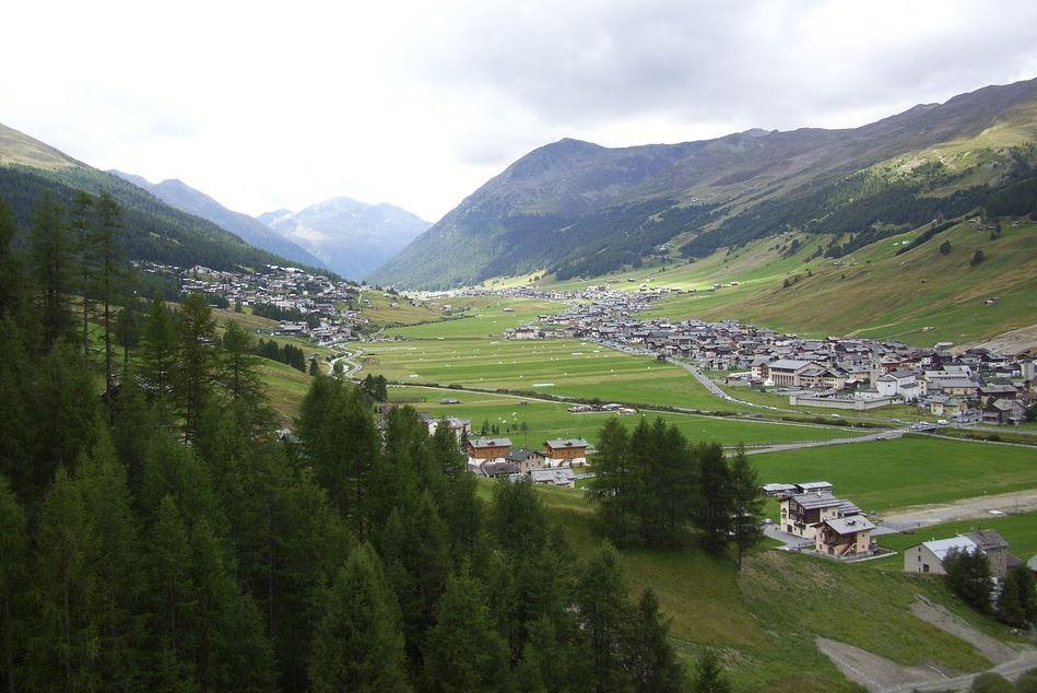 Livigno Panorama