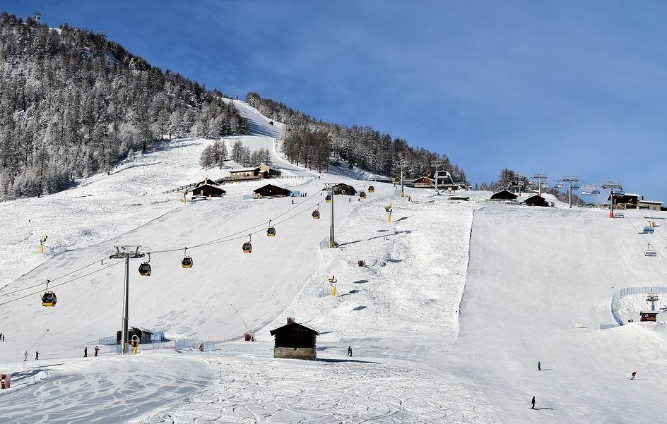 Livigno piste da sci