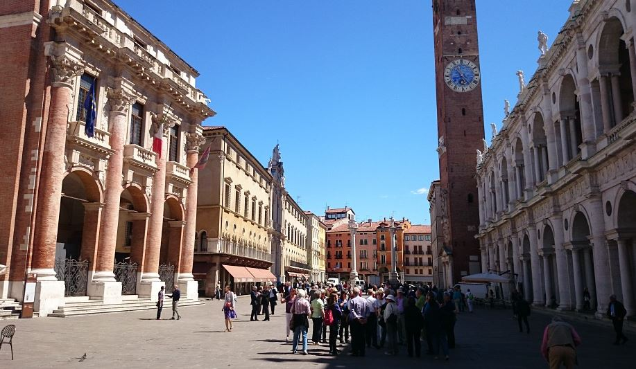 Vicenza centro palazzi