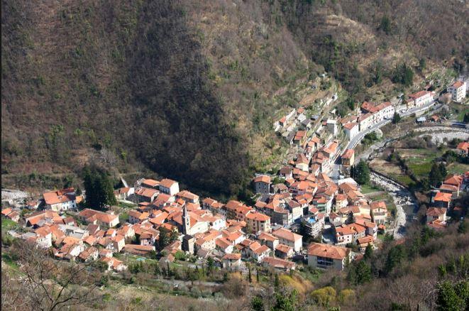 Panorama borgo Triora