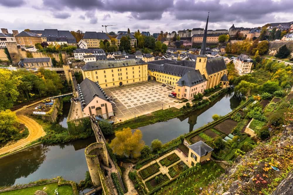 abbazzia Lussemburgo