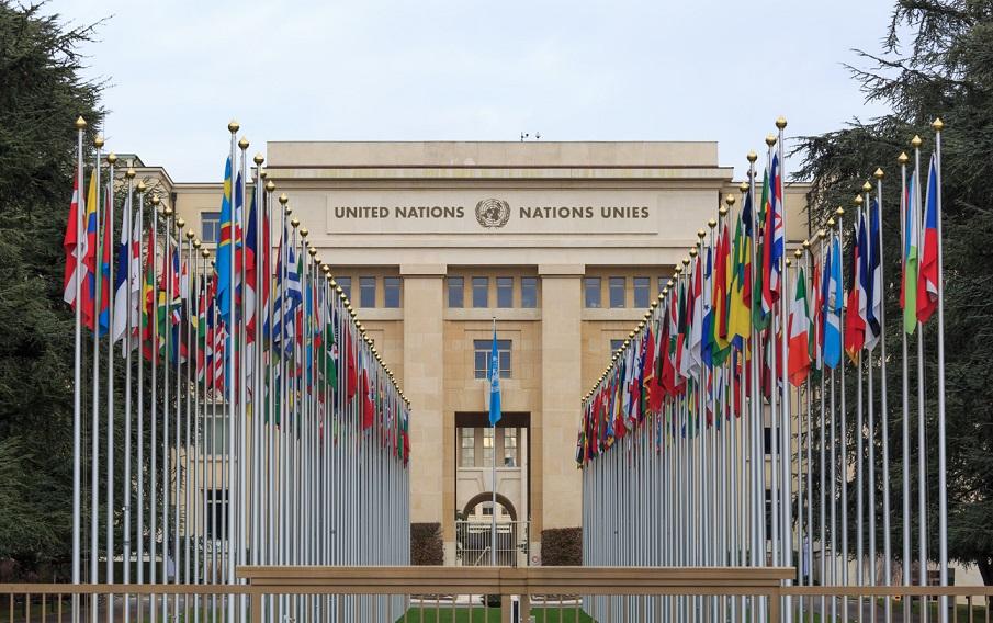 Palazzo nazioni unite Ginevra