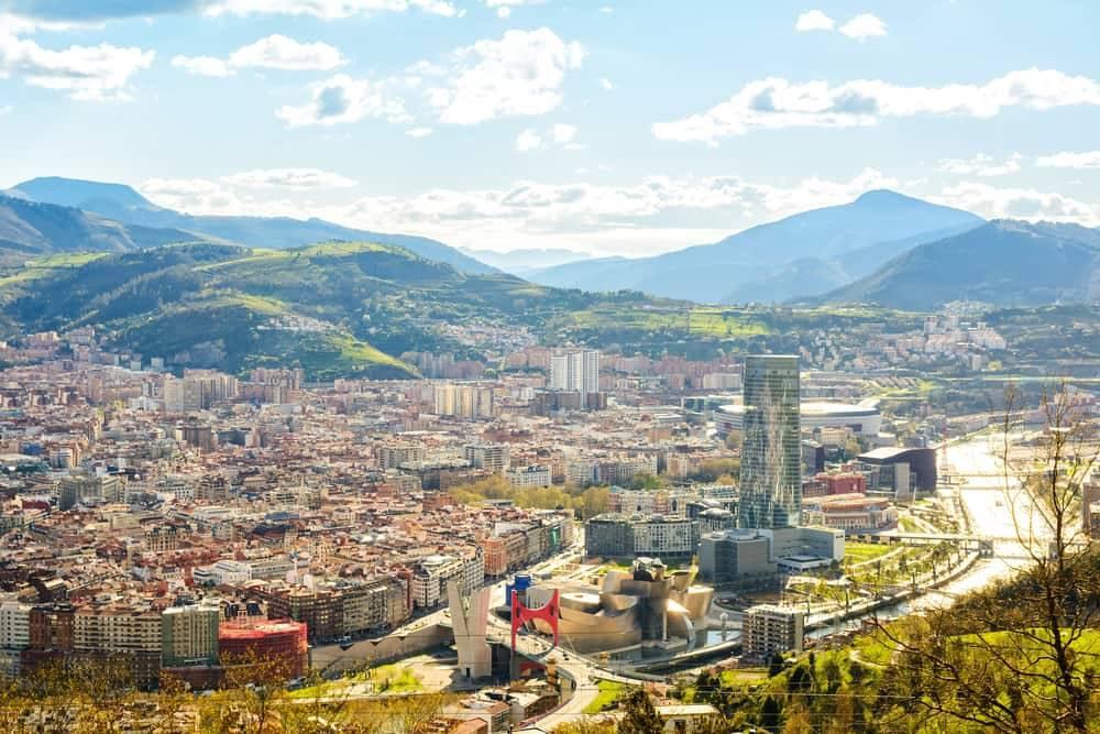 Bilbao panorama