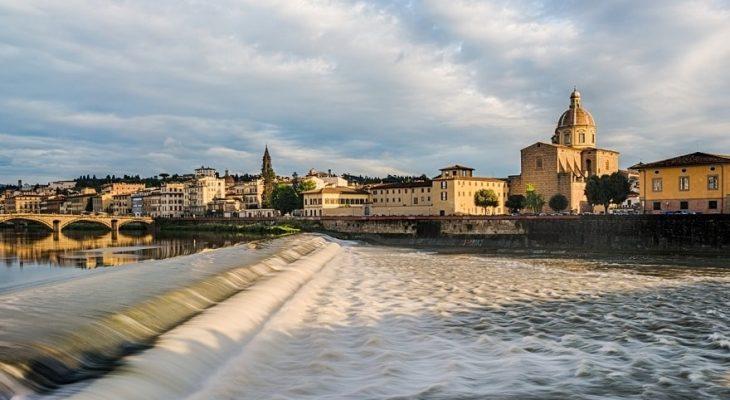 Borgo San Frediano panorama