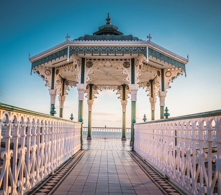 Mare spiaggia Brighton