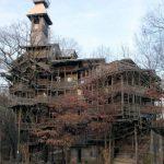 Casa sull'albero più grande del mondo