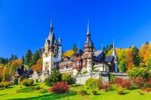 Castello di Peles in Romania