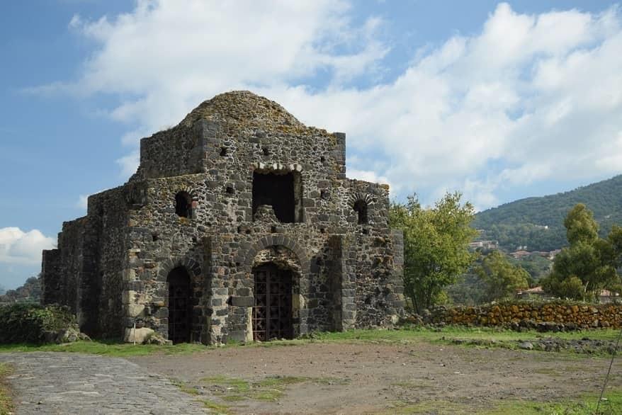 Castiglione di Sicilia Cuba Bizantina