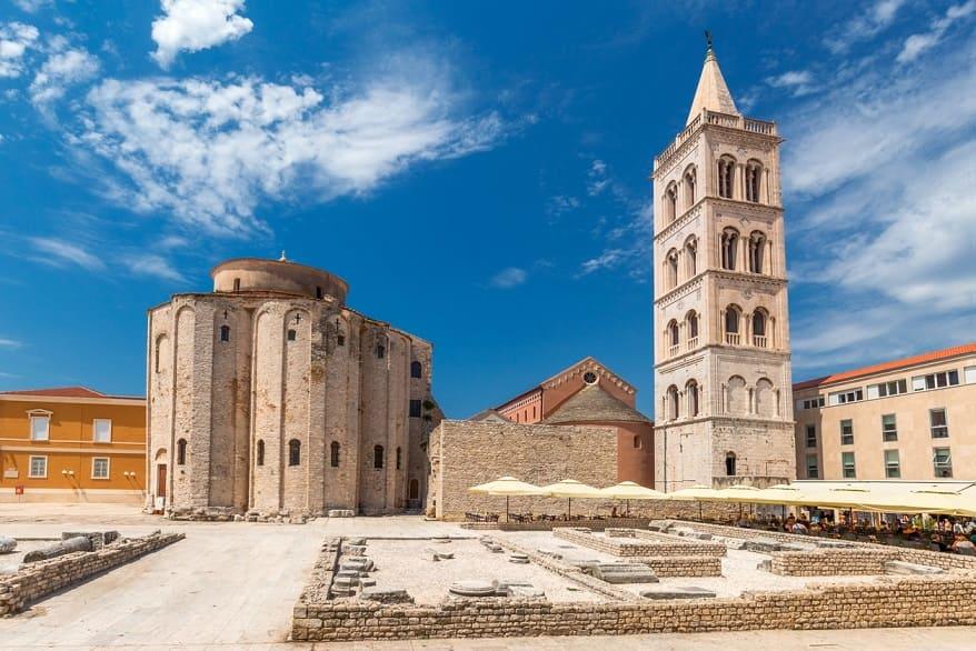 La cattedrale di Zara