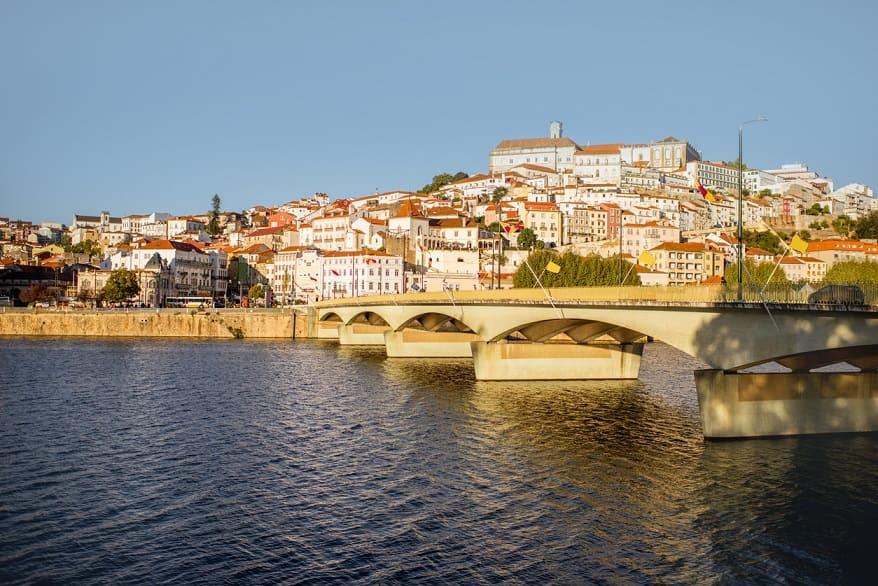 Coimbra Paesaggio