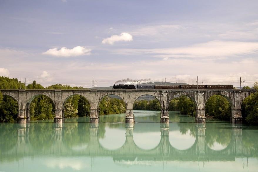 Ponte ferroviario Gorizia
