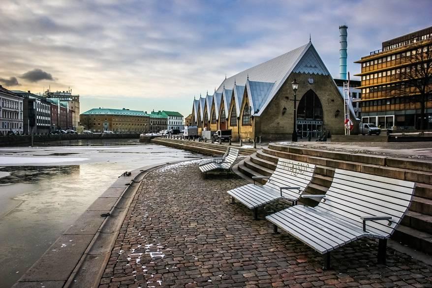 Mercato di Goteborg