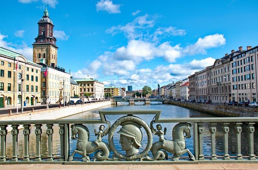 Ponti a Goteborg
