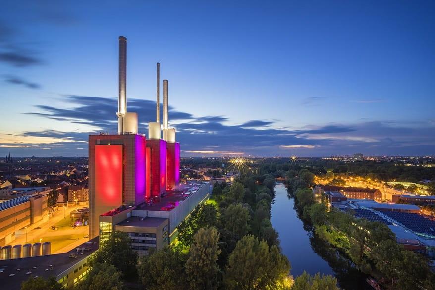 Hannover città moderna
