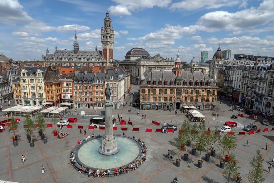Lilla piazza
