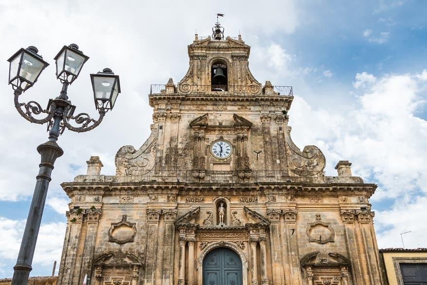 Palazzolo Acreide chiesa