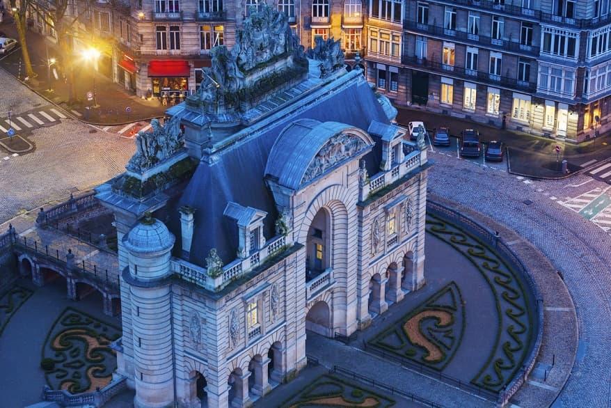 Porta di Parigi a Lilla