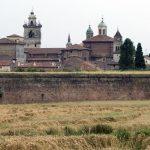 Sabbioneta panorama