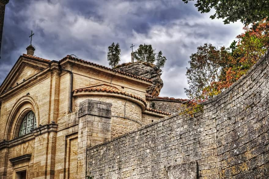 San Marino san Pietro