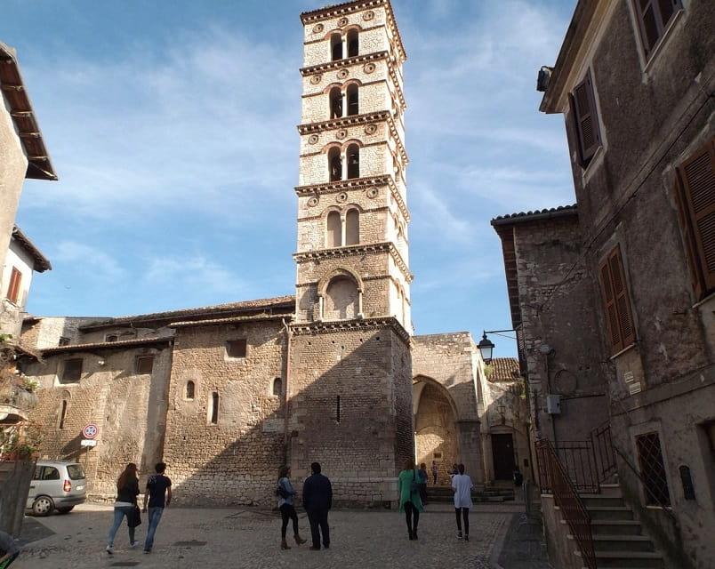 Sermoneta la torre
