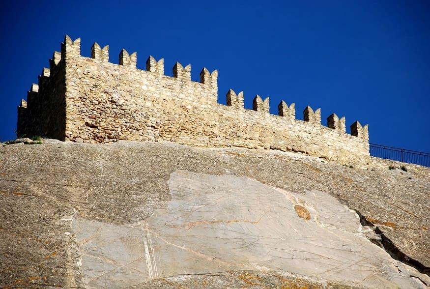 Sperlinga il castello