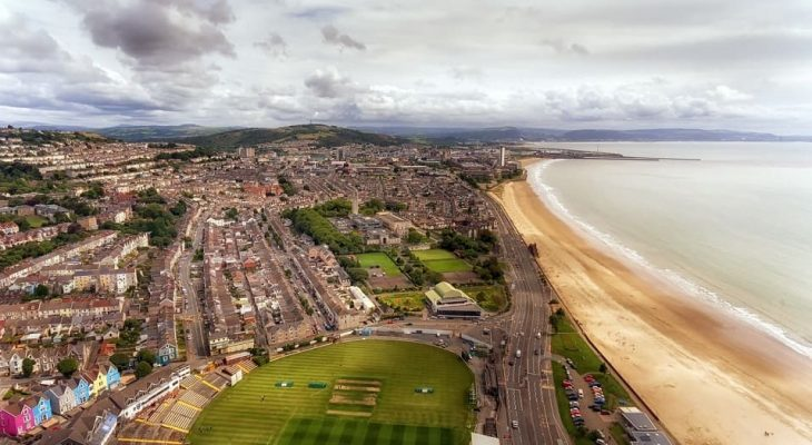 Swansea città