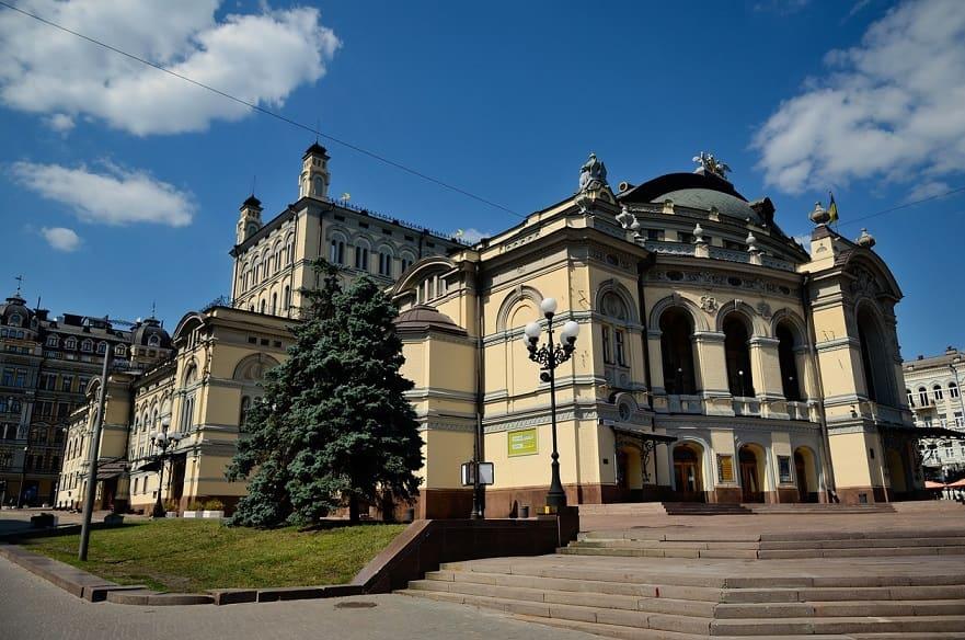 Kiev teatro